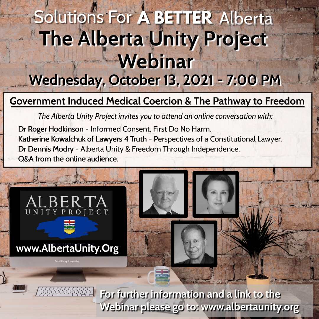 Solution for a better Alberta